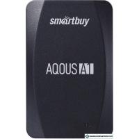 Внешний накопитель Smart Buy Aqous A1 SB128GB-A1B-U31C 128GB (черный)