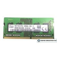 Оперативная память Hynix 4GB DDR4 SODIMM PC4-25600 HMA851S6CJR6N-XN