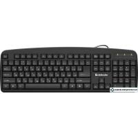 Клавиатура Defender Office HB-910 RU