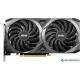 Видеокарта MSI GeForce RTX 3060 Ti Ventus 2X 8G OCV1 LHR
