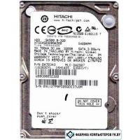 Жесткий диск Hitachi Travelstar 5K500.B 320 Гб (HTS545032B9A300)