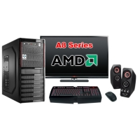 """Компьютер Оптимальный c монитором 22"""" Intel 16680"""
