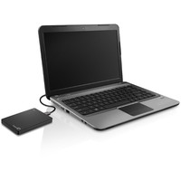 Внешний жесткий диск Seagate Backup Plus Portable Black 1TB (STDR1000200)