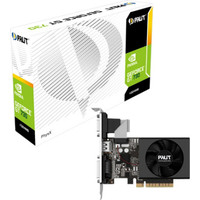 Видеокарта Palit GeForce GT 730 1024MB DDR3 (NEAT7300HD06-2080F)
