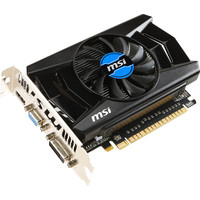 Видеокарта MSI GeForce GTX 750 Ti 2GB GDDR5 V1 (N750Ti-2GD5/OCV1)