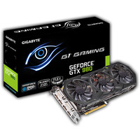 Видеокарта Gigabyte GeForce GTX 980 G1 Gaming 4GB GDDR5 (GV-N980G1 GAMING-4GD)