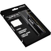 Оперативная память Patriot Viper 3 Black Mamba 8GB DDR3 PC3-12800 (PV38G160C0)