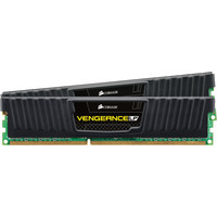 Оперативная память Corsair Vengeance Black 8GB DDR3 PC3-12800 (CML8GX3M1A1600C10)