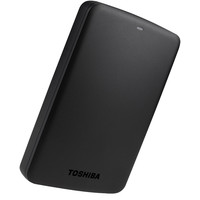 Внешний жесткий диск Toshiba Canvio Basics 500GB Black (HDTB305EK3AA)