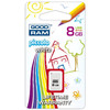 USB Flash GOODRAM PICCOLO White 8GB (PD8GH2GRPIWR10)