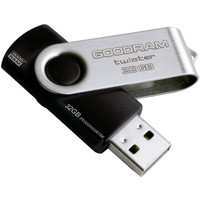 USB Flash GOODRAM Twister 32 Гб (PD32GH2GRTSKR9)