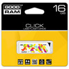 USB Flash GOODRAM CL!CK 16GB (PD16GH2GRCLWR9)