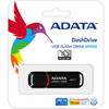 USB Flash A-Data DashDrive UV150 Black 32GB (AUV150-32G-RBK)