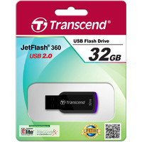USB Flash Transcend JetFlash 360 32Gb (TS32GJF360)