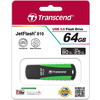 USB Flash Transcend JetFlash 810 Black-Green 64GB (TS64GJF810)