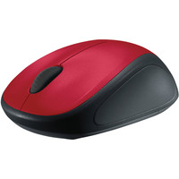 Мышь Logitech Wireless Mouse M235 Red (910-002497)