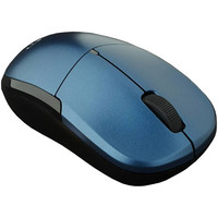 Мышь Oklick 575SW+ Wireless Optical Mouse Black/Blue (857020)