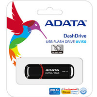 USB Flash A-Data DashDrive UV150 Black 16GB (AUV150-16G-RBK)