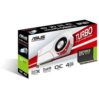 Видеокарта ASUS Turbo GeForce GTX 970 4GB GDDR5 (TURBO-GTX970-OC-4GD5)