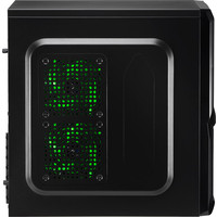 Корпус AeroCool V3X Advance Evil Green Edition 600W