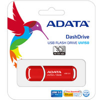 USB Flash A-Data DashDrive UV150 Red 16GB (AUV150-16G-RRD)