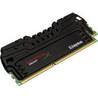 Оперативная память Kingston HyperX Beast 2x4GB KIT DDR3 PC3-14900 (KHX18C10T3K2/8)