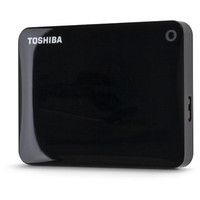 Внешний жесткий диск Toshiba Canvio Connect II 500GB Black (HDTC805EK3AA)