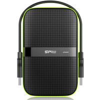 Внешний жесткий диск Silicon-Power Armor A60 1TB (SP010TBPHDA60S3K)