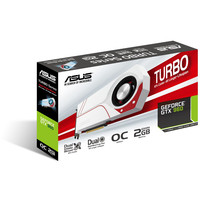 Видеокарта ASUS GeForce GTX 960 Turbo 2GB GDDR5 (TURBO-GTX960-OC-2GD5)