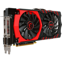 Видеокарта MSI R9 380 2GB GDDR5 (R9 380 GAMING 2G)