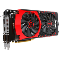 Видеокарта MSI R9 390X 8GB GDDR5 Gaming (R9 390X GAMING 8G)