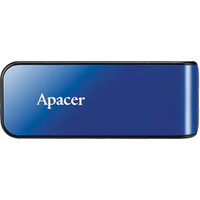 USB Flash Apacer AH334 Blue 16GB (AP8GAH334U-1)