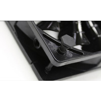 Кулер для корпуса AeroCool Shark Fan 140mm Black Edition
