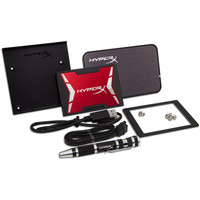 SSD Kingston HyperX Savage Bundle Kit 120GB (SHSS3B7A/120G)