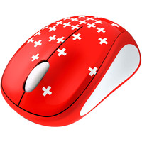 Мышь Logitech Wireless Mouse M235 Switzerland (910-004035)