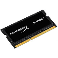 Оперативная память Kingston 2x4GB HyperX Impact DDR3 SODIMM PC3-17000 (HX321LS11IB2K2/8)