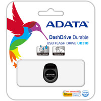 USB Flash A-Data UD310 Black 16Gb (AUD310-16G-RBK)