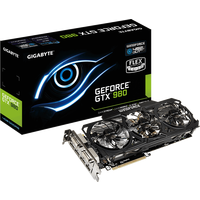 Видеокарта Gigabyte GeForce GTX 980 4GB GDDR5 (GV-N980OC-4GD)