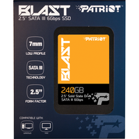 SSD Patriot Blast 240GB (PBT240GS25SSDR)