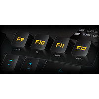 Клавиатура Logitech G410 Atlas Spectrum [920-007731]
