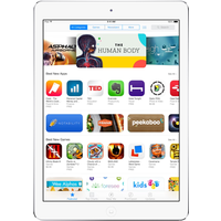 Планшет Apple iPad Air 32GB LTE Silver