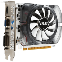 Видеокарта MSI GeForce GT 730 4GB DDR3 [N730-4GD3V2]