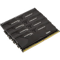 Оперативная память Kingston HyperX Predator 4x4GB KIT DDR4 PC4-19200 (HX424C12PB2K4/16)
