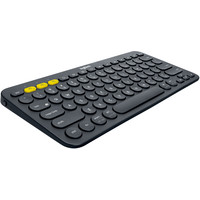 Клавиатура Logitech Multi-Device K380 Dark Grey Bluetooth [920-007584]