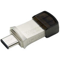 USB Flash Transcend JetFlash 890S USB3.1 + Type-C 32GB [TS32GJF890S]