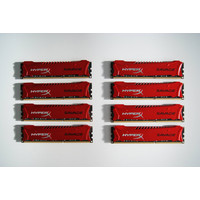 Оперативная память Kingston HyperX Savage 4x8GB KIT DDR3 PC3-19200 (HX324C11SRK4/32)
