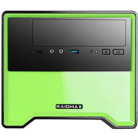 Корпус Raidmax Element Green