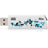 USB Flash GOODRAM UCL2 32GB [UCL2-0320W0R11]