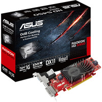 Видеокарта ASUS HD 5450 1024MB DDR3 (HD5450-SL-HM1GD3-L-V2)