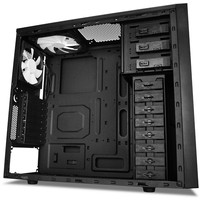 Корпус NZXT Source 220 Black [CA-SO220-01]